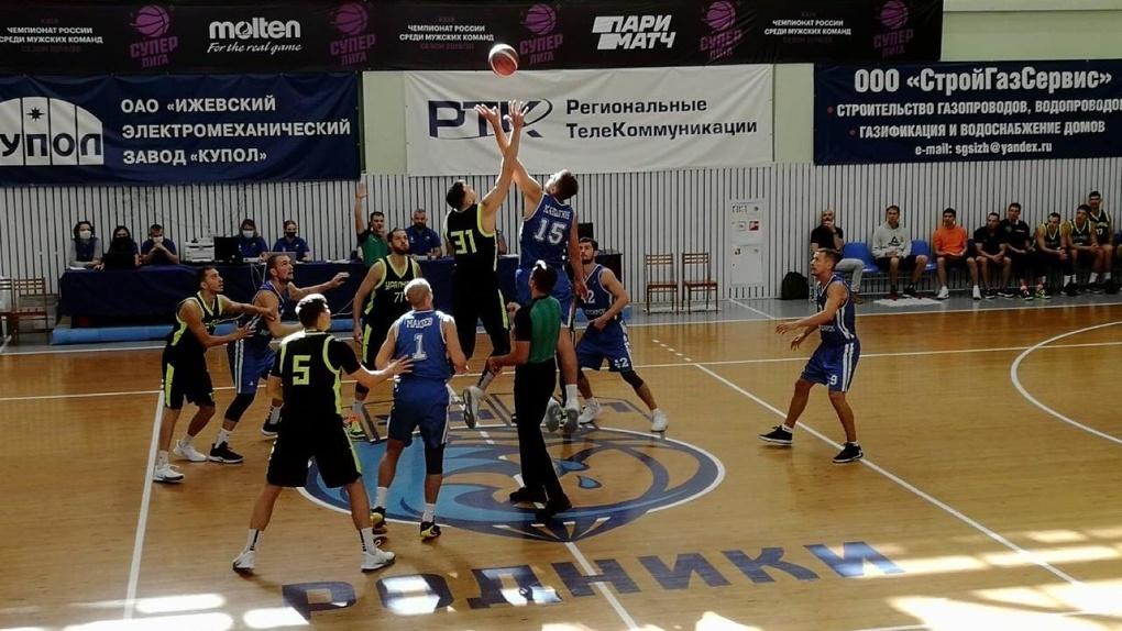 Коронавирус «помог» новосибирской баскетбольной команде пройти в 1/8 финала Кубка России