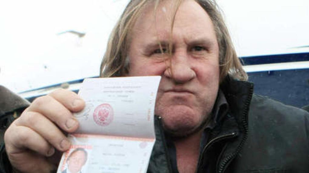 Новосибирский суд оштрафовал актера Жерара Депардье за нарушение карантина