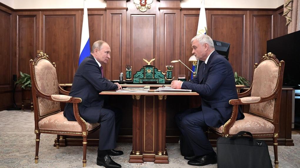 Путин назначил омича врио главы республики Коми