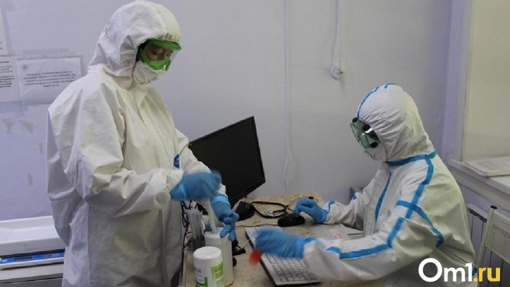 В Новосибирске кардиодиспансер переоборудуют под инфекционный госпиталь