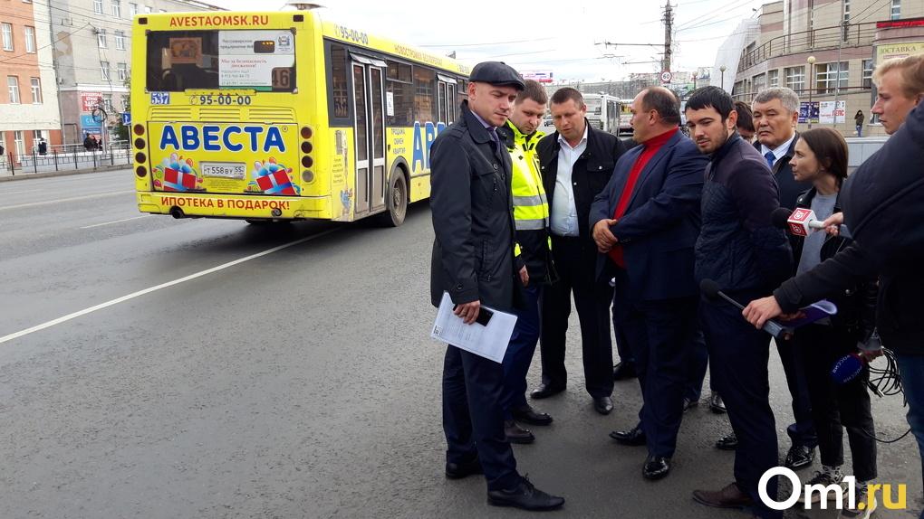 Глава Минстроя пообещал оштрафовать подрядчиков, которые нарушили сроки сдачи омских дорог