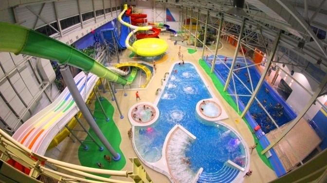 Омский аквапарк на Завертяева может открыться уже в декабре