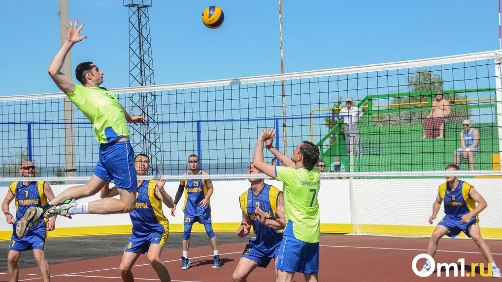 Юбилейную омскую «Королеву спорта» сдвинули на август