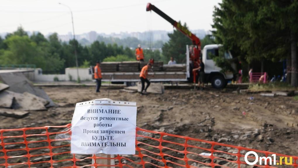 Омский недо/строй. Можно ли спастись от недобросовестных подрядчиков?