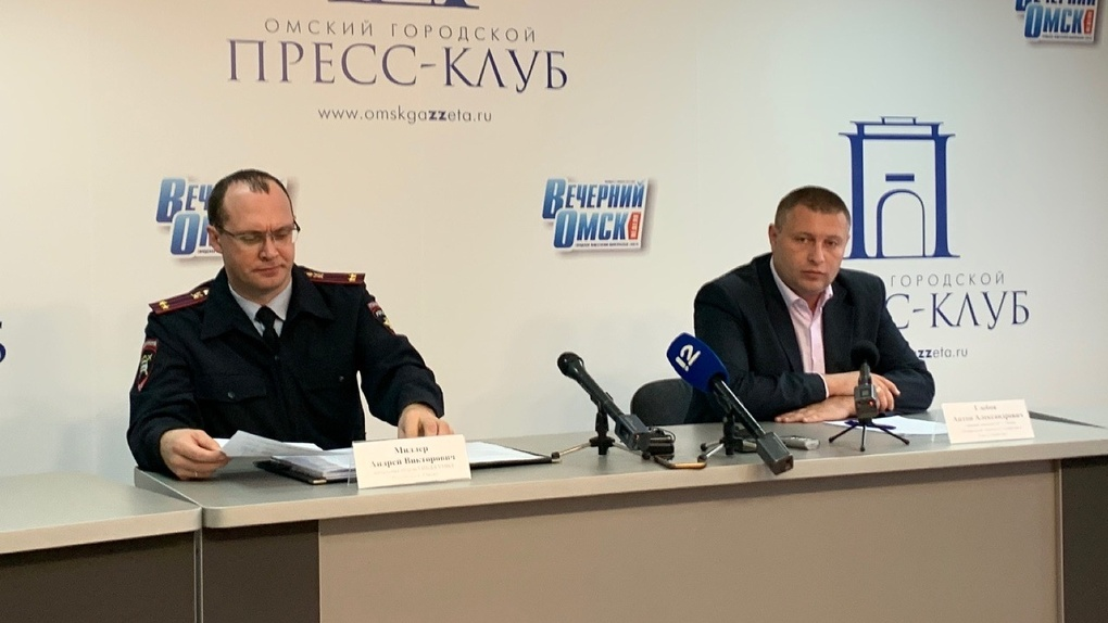 В Омске к зиме закупили 55 тысяч тонн противогололедных материалов