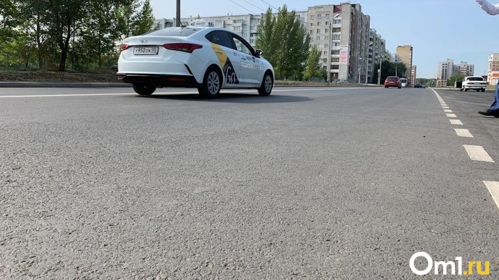 В Центральном округе Омска до ноября появится новая дорога