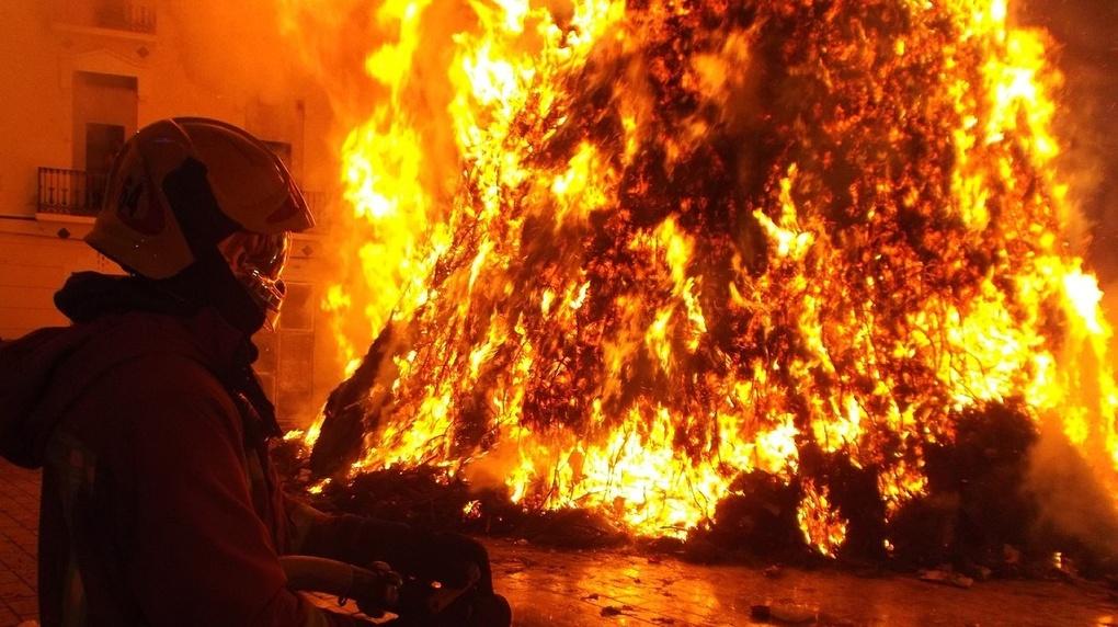 «Пятница, 13-е»: в Омске 80-летний пенсионер сгорел заживо в собственной квартире