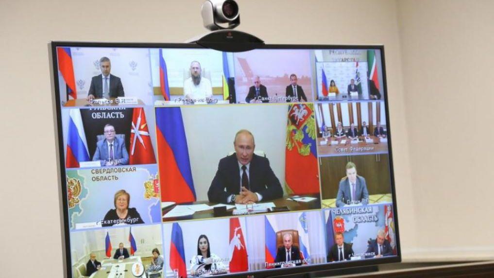 «Умирали, когда ставили заводы»: Владимир Путин чудом назвал трудовой подвиг новосибирцев