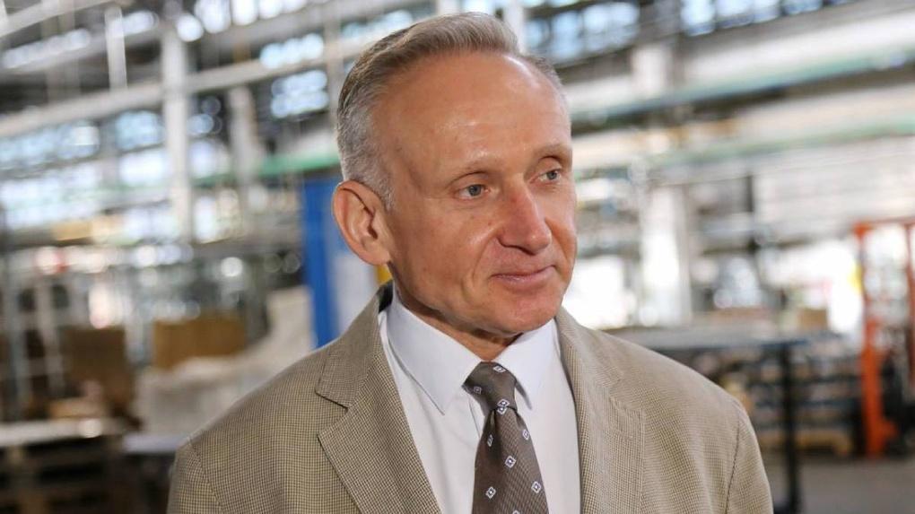 Владимир Путин наградил вице-спикера новосибирского парламента орденом Александра Невского