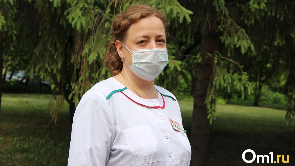 Анна Лисичкина официально возглавила вторую омскую больницу, перепрофилированную под COVID-19