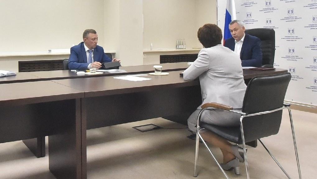 В Новосибирской области потратят 34 млрд рублей на реализацию национальных проектов