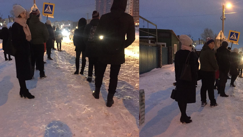 «Час ждала автобус»: новосибирцы жалуются, что не могут приехать на работу вовремя