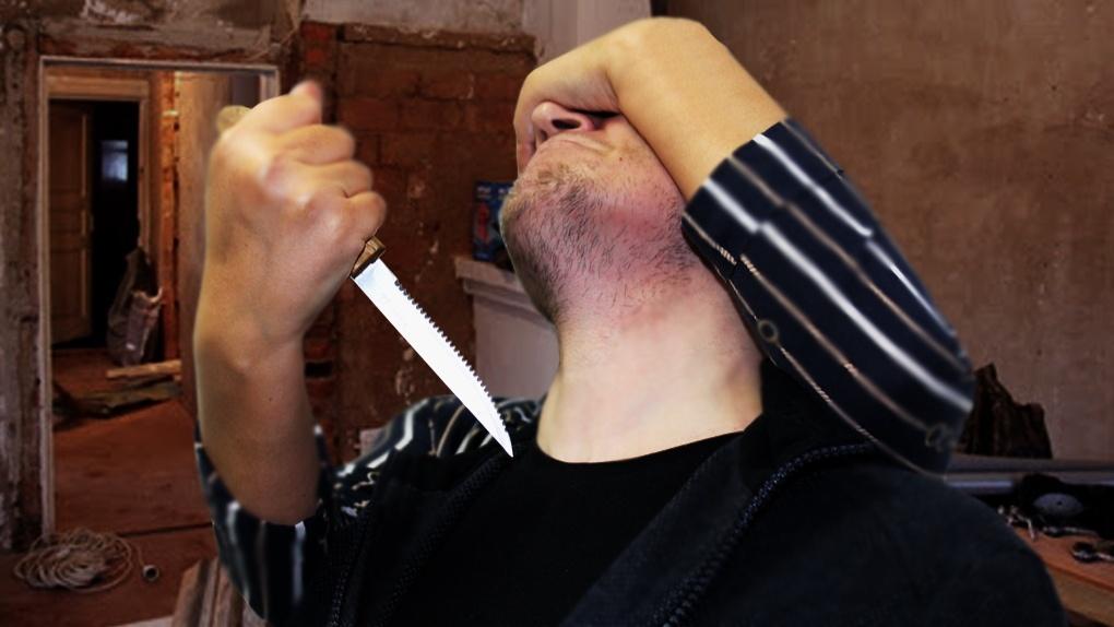 «Порезал ножом, облил бензином и поджег»: в Новосибирске будут судить жестокого убийцу