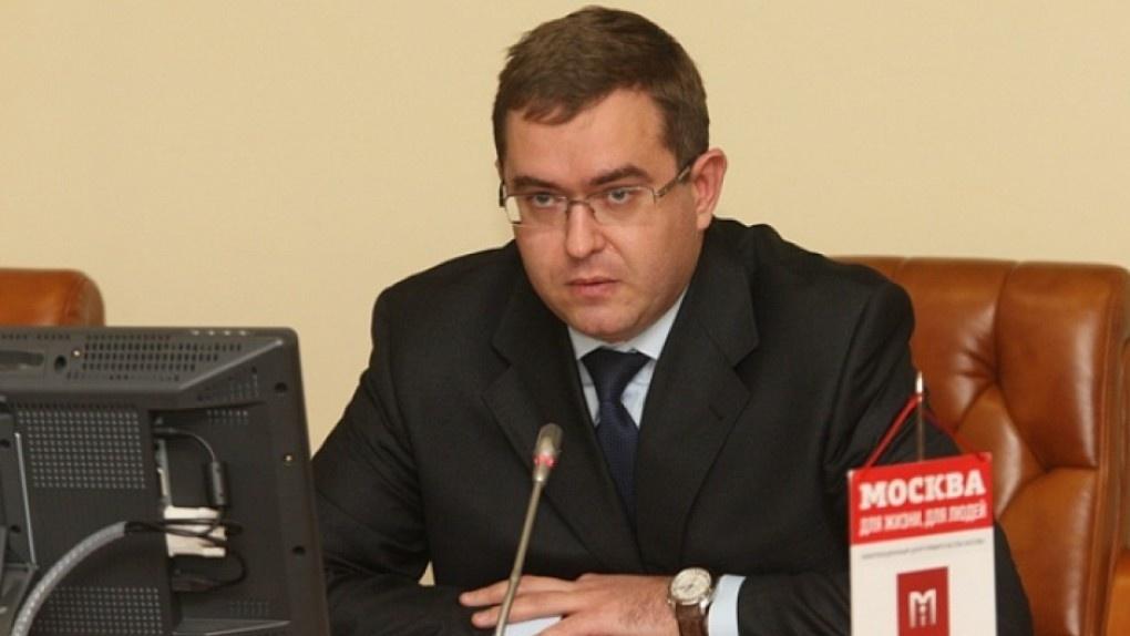 Бывший первый вице-губернатор Бесштанько в Москве болеет за омских инвалидов