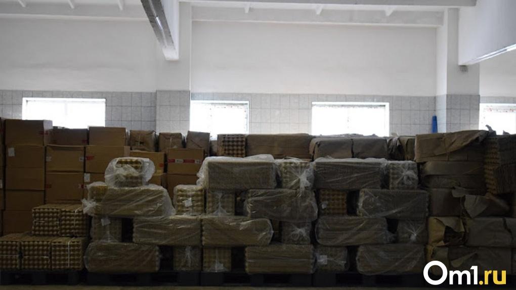 В Омске за месяц снизилось производство многих товаров