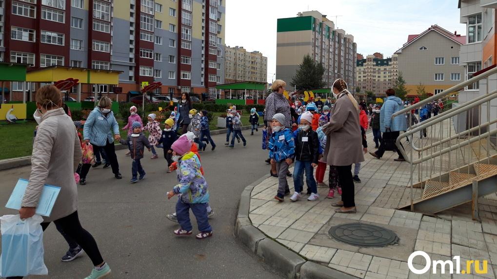В Омской области прошли масштабные учения МЧС
