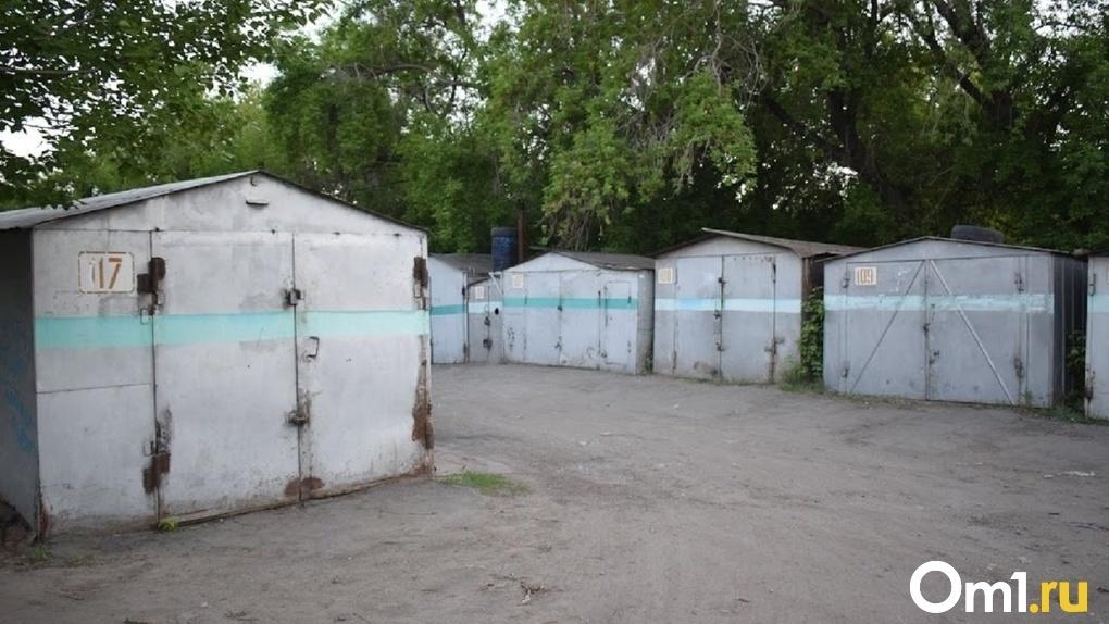 В Омске продолжается прием документов для оформления гаражей по «гаражной амнистии»