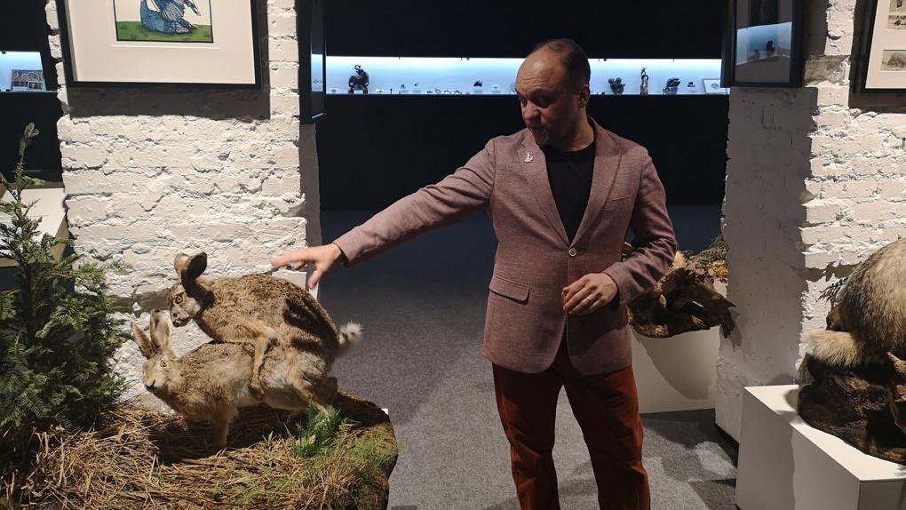 «Это порнография животных»: новосибирский общественник требует запретить выставку «Каждой твари по паре»