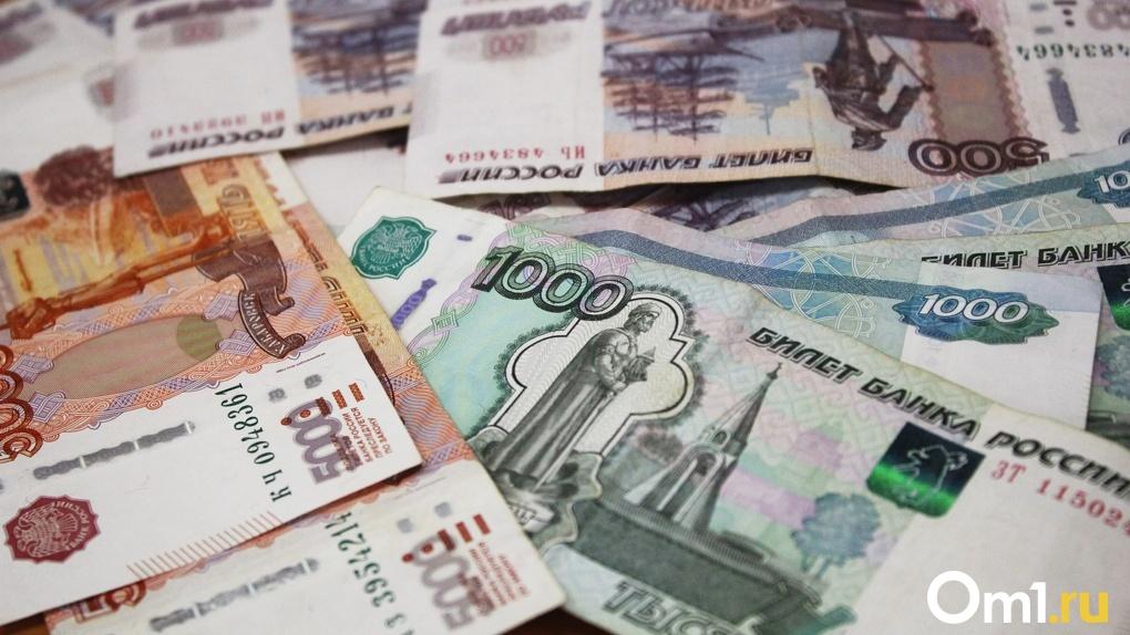 Бюджет Омска увеличился на 25% за счет налогов