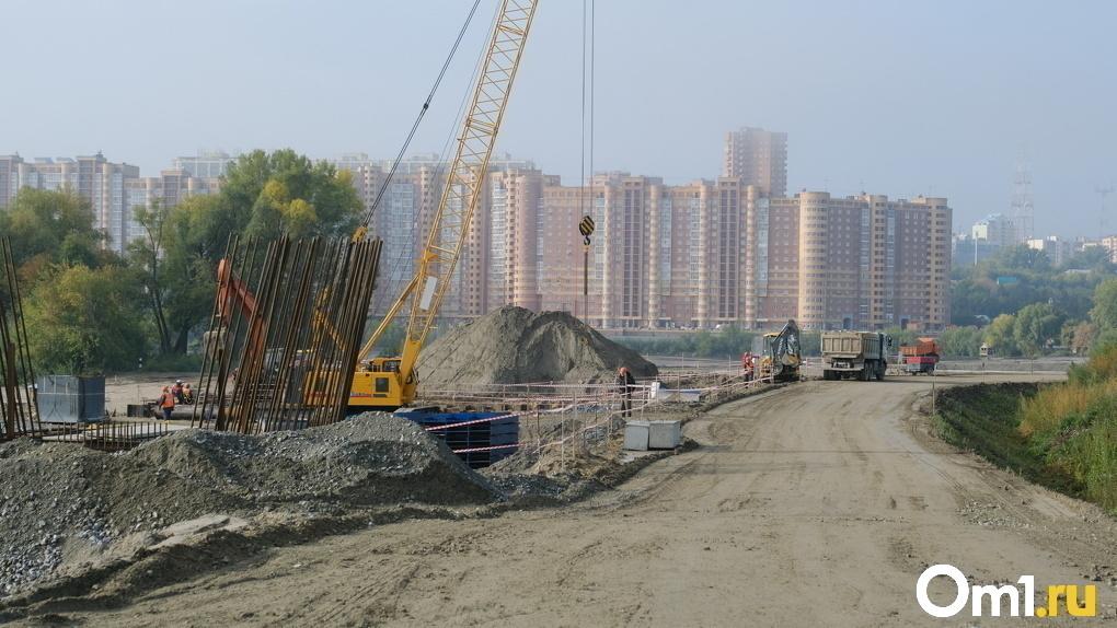 2,4 млрд рублей получит Новосибирская область на строительство четвёртого моста