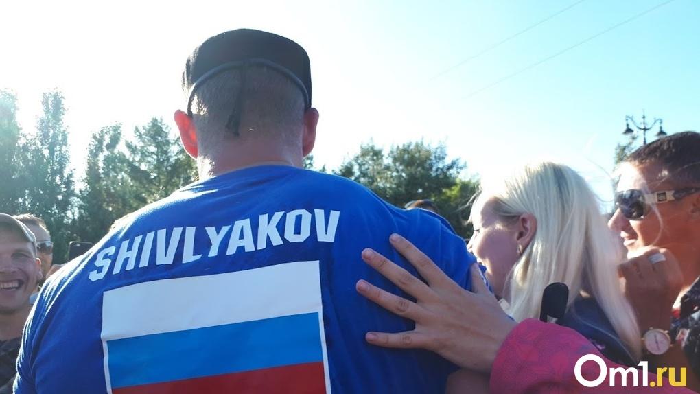 Омич Шивляков попытается побить мировой рекорд в прямом эфире