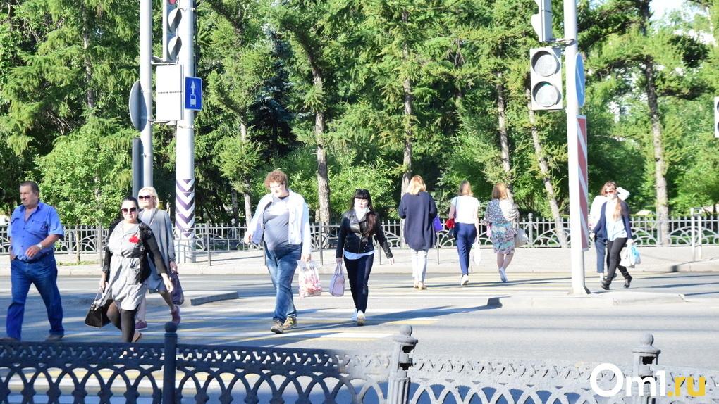Новосибирец раскритиковал «кладбищенские оградки» на улицах города