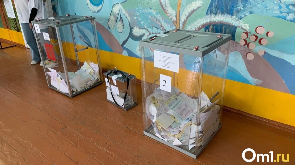 Результаты выборов в Госдуму и Заксобрание Омской области. Обновляется