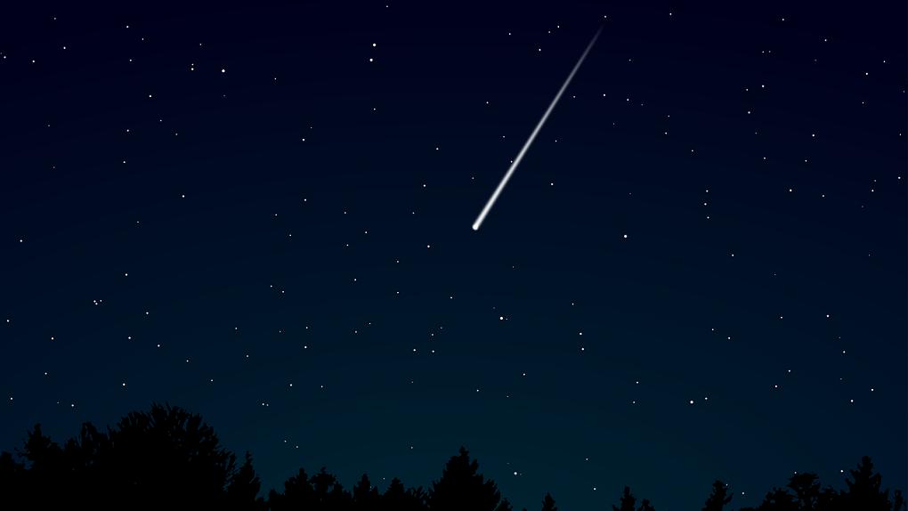 Дракониды и Ориониды пронесутся в небе над Новосибирском