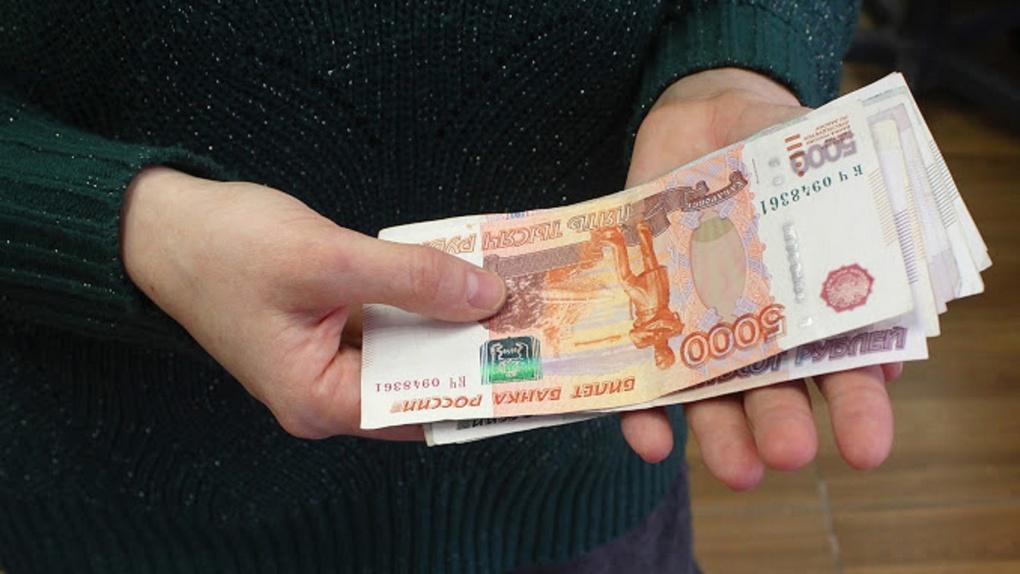 Омские бюджетники почти год сидели без зарплат из-за корысти руководителя