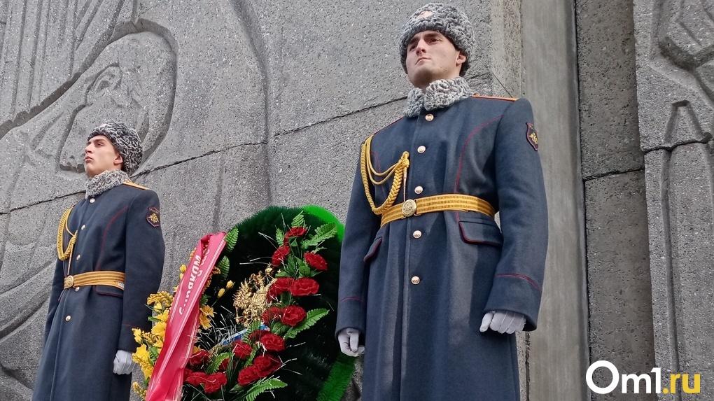 Новосибирская область присоединится к общероссийской акции «Минута молчания»