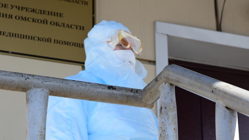 Новых зараженных COVID-19 нашли в 10 районах Омской области