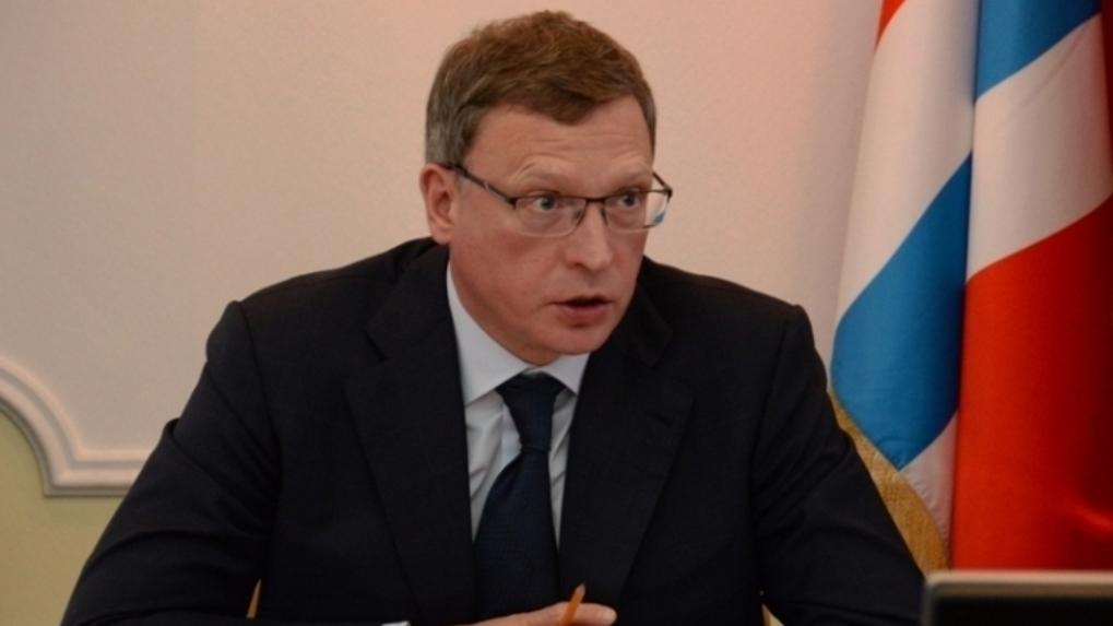 Бурков добавит в бюджет Омска 290 миллионов