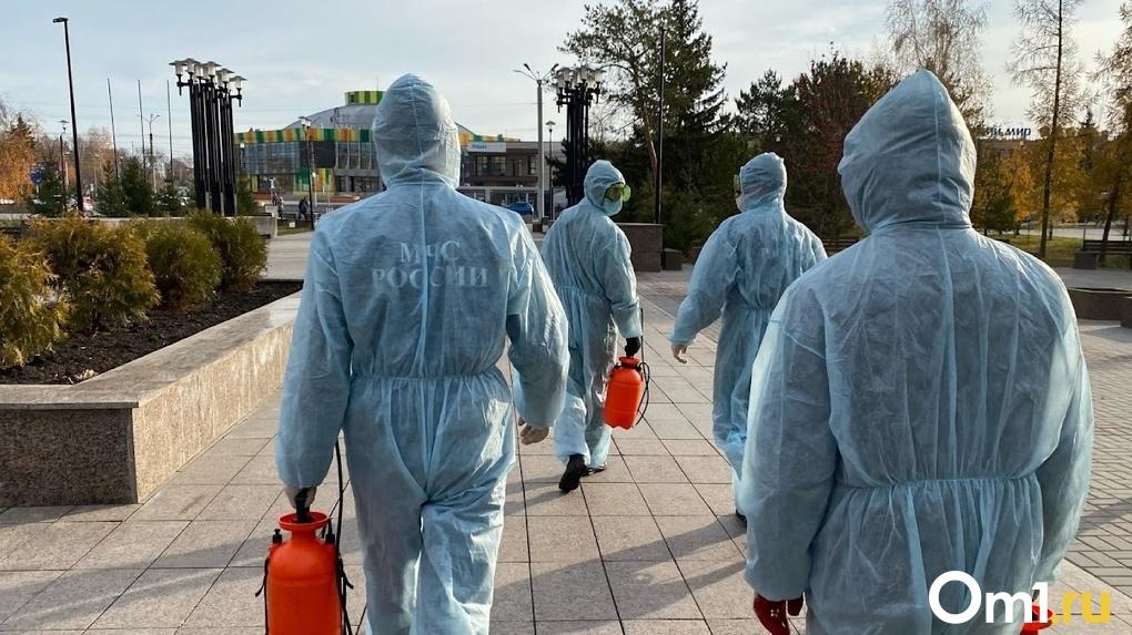Уровень коллективного иммунитета от коронавируса в Омске достиг 44%