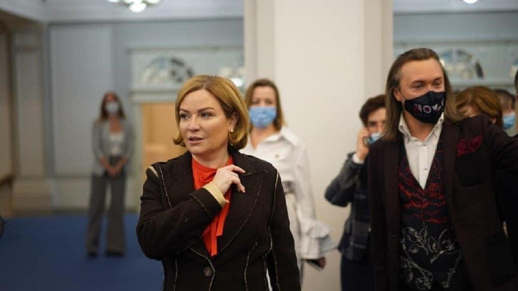 «По праву гордость Сибири»: министр культуры России восхитилась новосибирским оперным театром