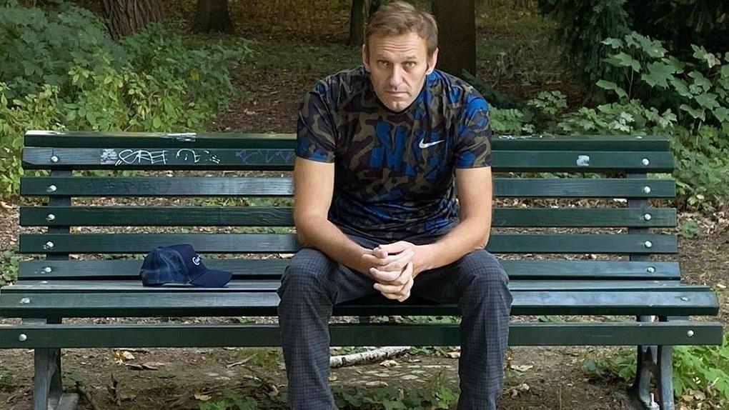 Алексей Навальный обвинил Путина в причастности к отравлению