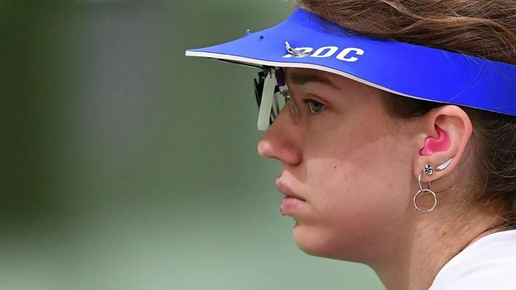 Омичка Виталина Бацарашкина завоевала на Олимпиаде в Токио вторую медаль