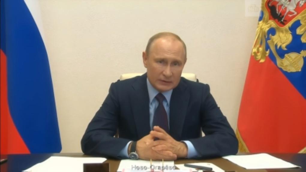 Путин допустил, что режим ограничений из-за коронавируса будет ужесточен