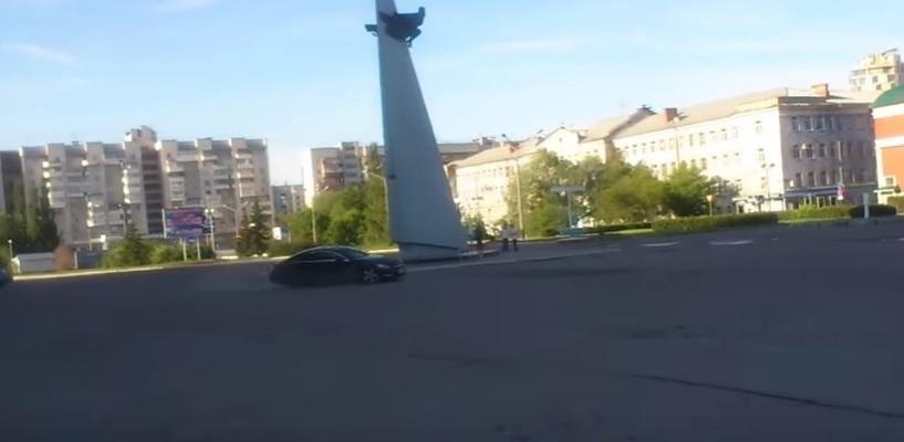 В Омске неизвестные устроили стрельбу из пистолета в 8 утра