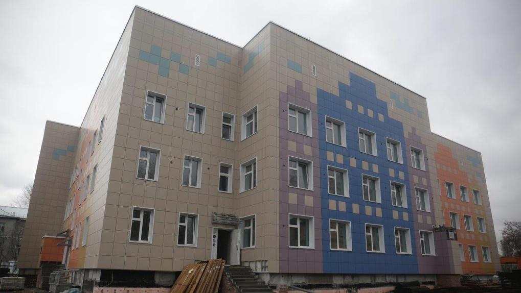 В Новосибирске откроют пять новых детских садов