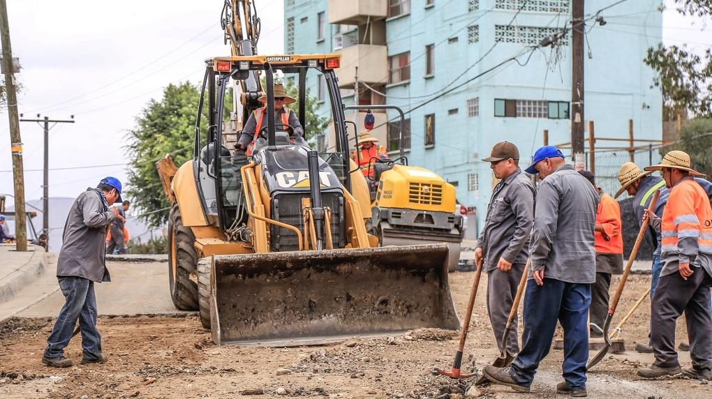 Движение на трёх улицах левобережья Новосибирска ограничат из-за ремонта теплотрассы