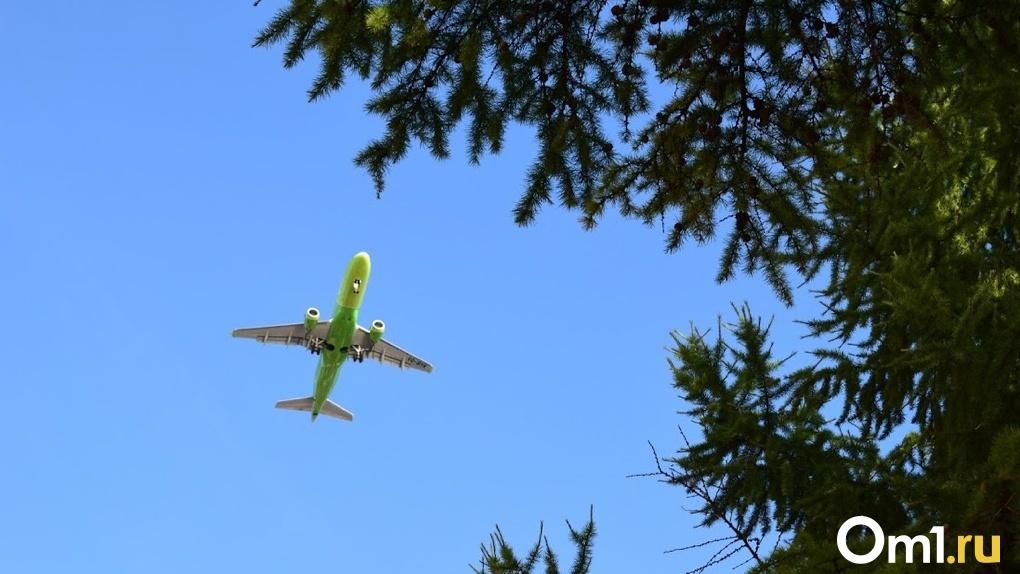 Омский аэропорт понизил цены на билеты перед сезоном отпусков