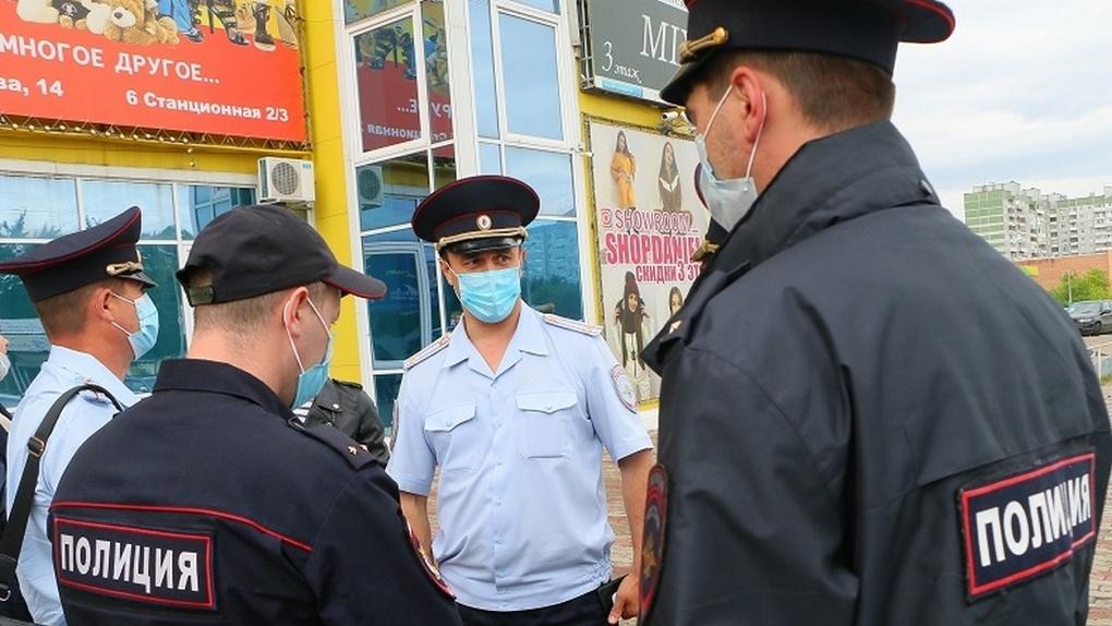 В Омской области обсудили, как укрепить масочный режим в магазинах