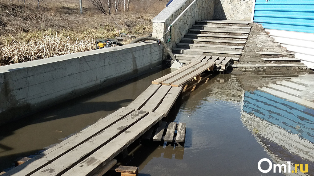 Режим ЧС: новосибирцев предупредили о приближающемся паводке
