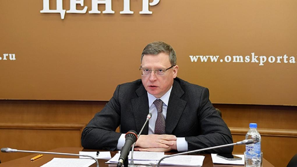 Губернатор Омской области стал одним из лидеров «Национального рейтинга» благодаря дорогам и «Авангарду»