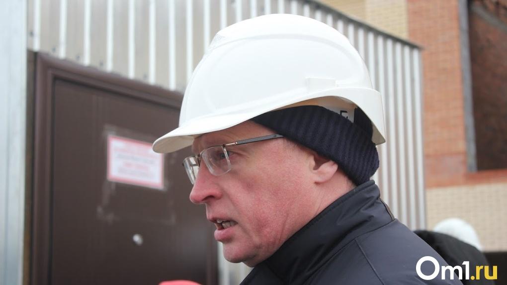 Бурков заявил о дефиците школ в Омске
