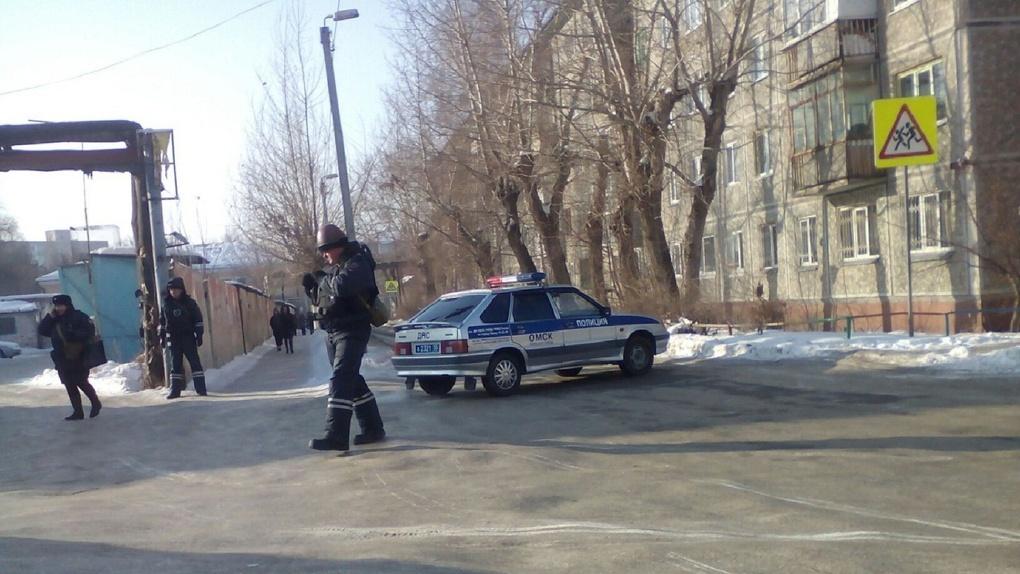 ФСБ объяснила оцепление Порт-Артура в Омске «предвыборными» учениями