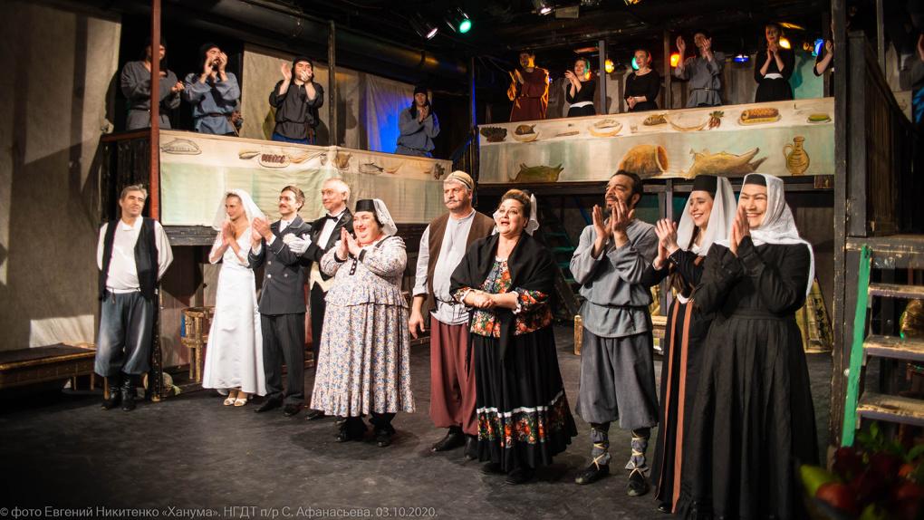 Новосибирский театр Афанасьева отменил спектакли из-за ОРВИ