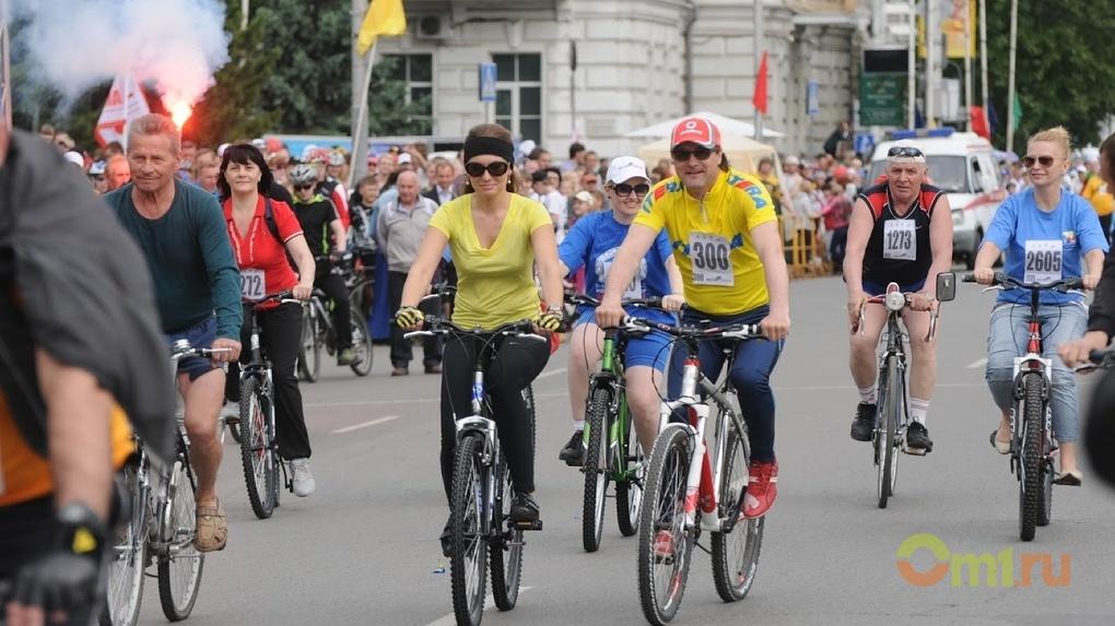 В Омске из-за велопарада изменятся маршруты автобусов