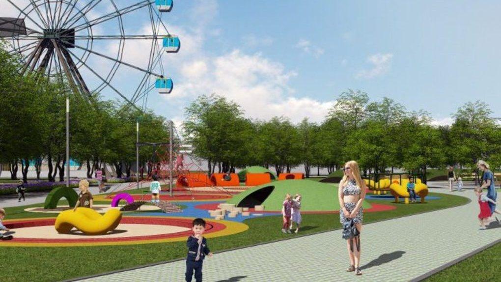 В левобережье Новосибирска приступят к созданию уникального дисперсного парка