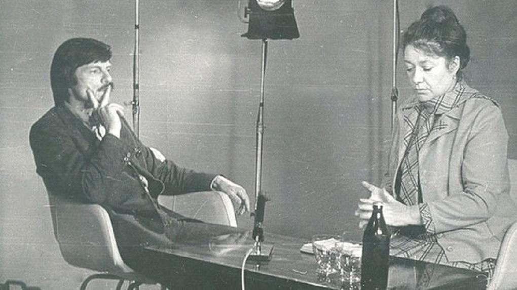 Скончалась легенда новосибирского телевидения Роза Литвиненко